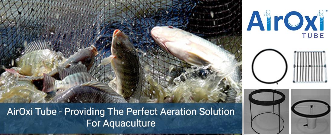 Airoxi Tube - Providing The Perfect Aeration Solution For Aquaculture