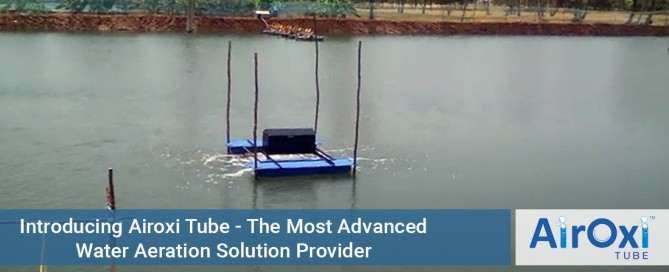 Introducing Airoxi Tube - The Most Advanced Water Aeration Solution Provider