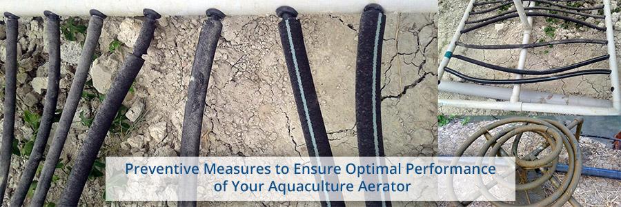 Aquaculture Aerator - AirOxi Tube