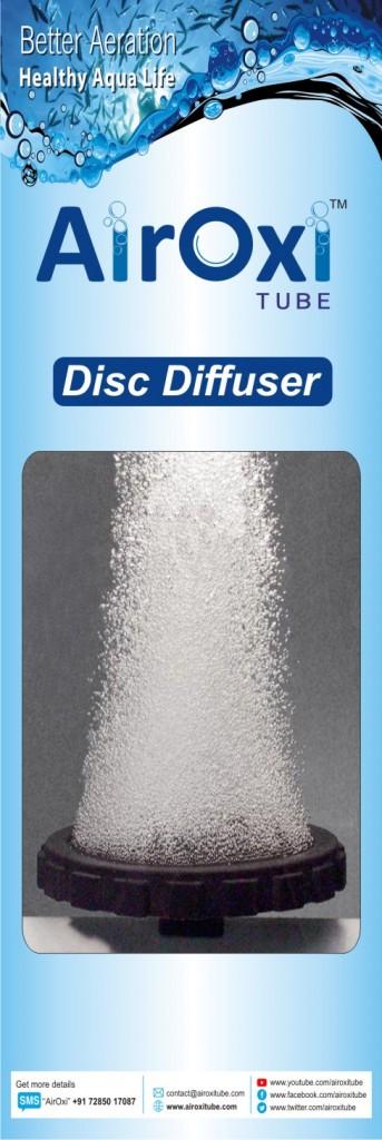 AirOxi Tube Disk Diffuser