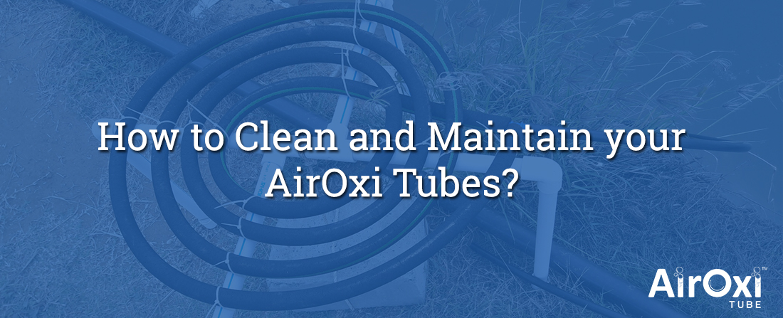 How to Clean and Maintain your AirOxi Tubes?