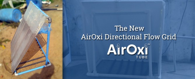 The New Airoxi Directional Flow Grid-AirOxi Tube