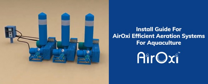 Install Guide For AirOxi Efficient Aeration Systems For Aquaculture-AirOxi Tube