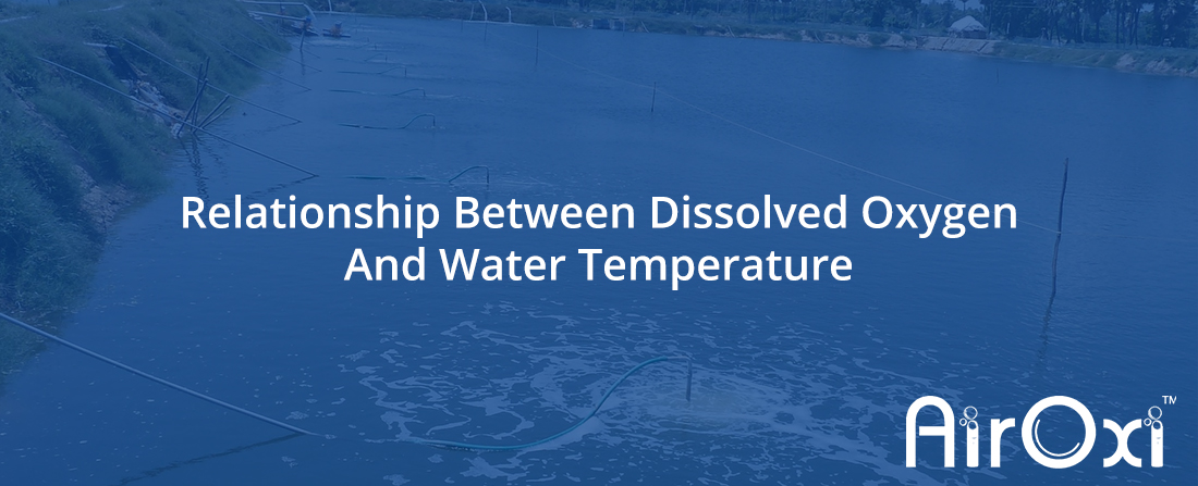 Relationship Between Dissolved Oxygen and Water Temperature