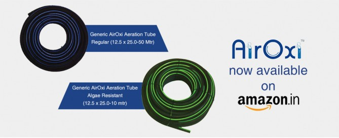 AirOxi Aeration Tubes – The Easiest to Buy Simple Aeration Solutions