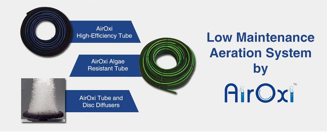Low Maintenance Aeration System by AirOxi Tube
