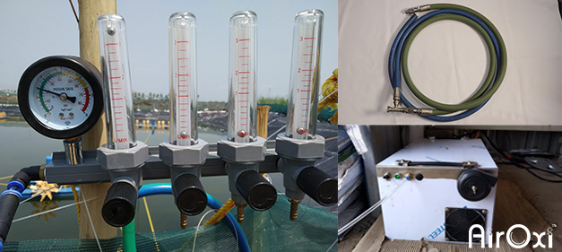 Oxygen Generator-AirOxi Tube