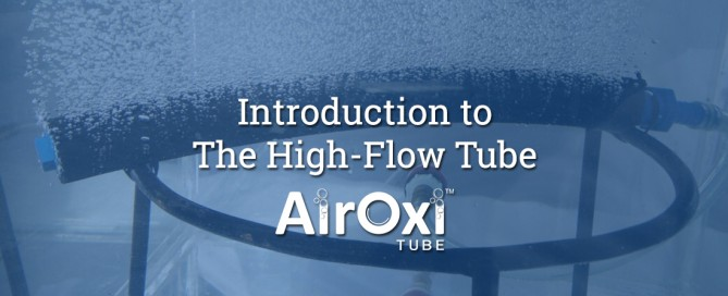 Introduction to The High-Flow Tube-AirOxi Tube