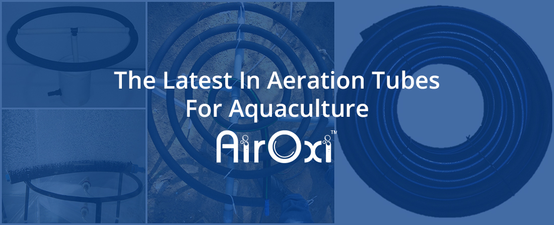 The Latest In Aeration Tubes For Aquaculture