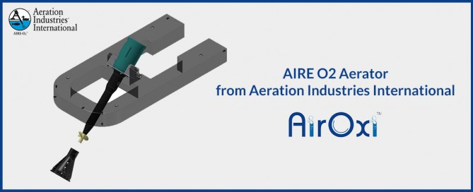 AIRE O2 Aerator from Aeration Industries International-AirOxi-Tube-Aeration-Solutions