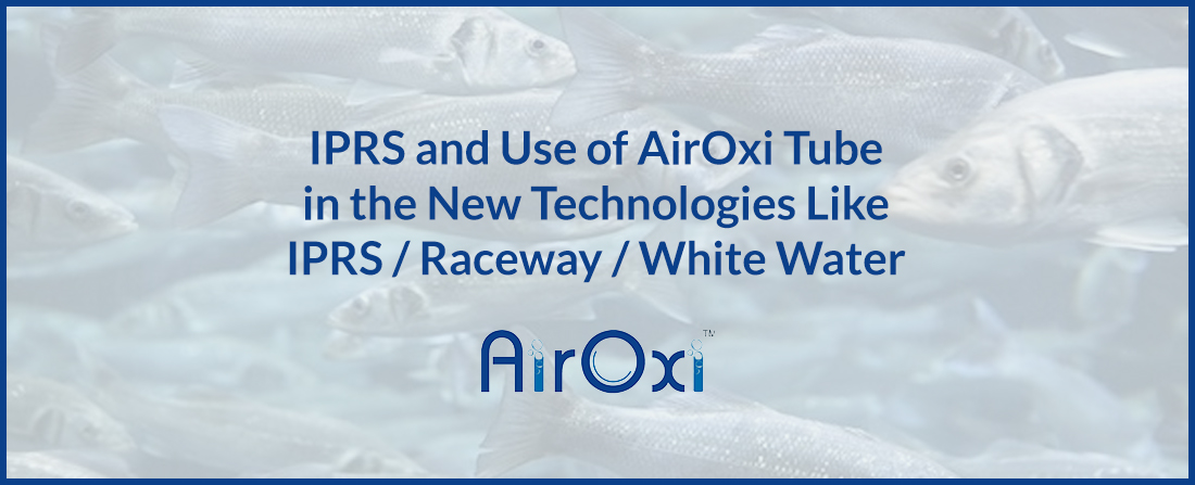 IPRS and Use of AirOxi Tube in the New Technologies Like IPRS / Raceway / White Water