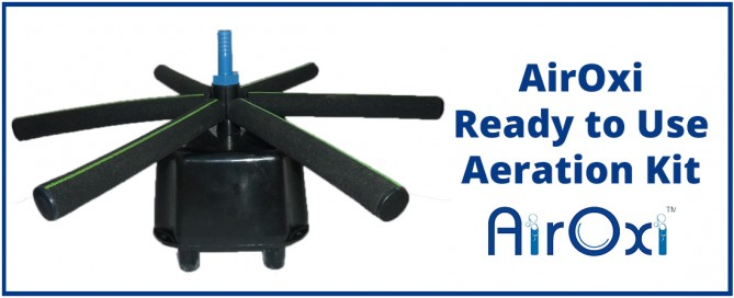 AirOxi Ready to Use Aeration Kit-AirOxi Tube Aeration Solutions-Sri Lanka