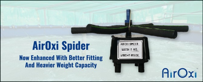 AirOxi Spider-Now Enhanced With Better Fitting And Heavier Weight Capacity-AirOxi Tube