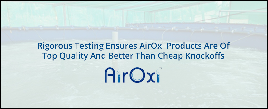 Rigorous Testing Ensures AirOxi Products Are Of Top Quality And Better Than Cheap Knockoffs