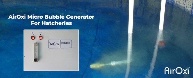 AirOxi Micro Bubble Generator For Hatcheries-AirOxi Tube-Aeration Solutions