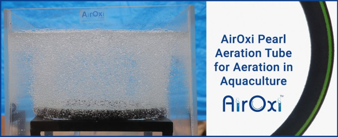 AirOxi Pearl Aeration Tube for Aeration in Aquaculture-AirOxi Tube
